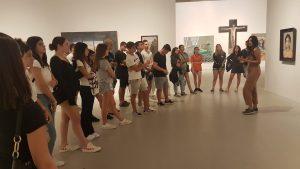 סיור במוזיאון תל אביב